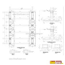 architectural structure plumbing and electrical drawings structural house plans home building engineering free small designs architecture models kerala