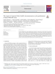 Pdf The Impact Of Repeated Nalc Naoh Decontamination On