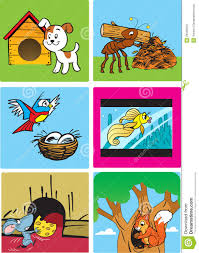 animal home clipart. Perfect Clipart Animals Home Clipart Animal Homes Stock Illustrations 81 On P