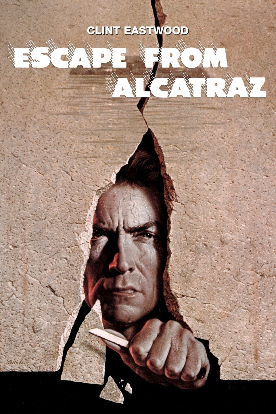 Download Escape from Alcatraz (1979) Full Movie in Hindi Dual Audio | 480p | 720p