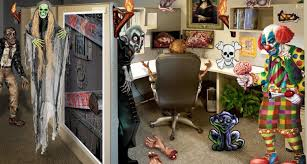 office halloween decorations. Halloween Decorations Office Contest Decorating With