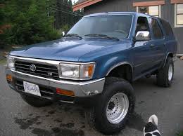 1992 Toyota 4Runner - Information and photos - ZombieDrive