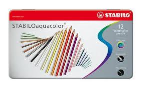 """<b>Карандаши цветные</b> акварельные Stabilo """"Aquacolor"""" в ..."""