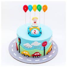 1 Year Old Boy Cake Design 24 Elegant Photo Of 2 Year Old Boy Birthday Cake Designs