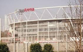 The stadium lies between the leverkusen stadtpark and a large sportpark in a rather green area. Stadium Guide Bayarena Bayer Leverkusen