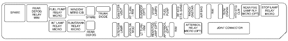 fuse box in cadillac sts wiring diagram schematics 2005 Cadillac CTS Fuse Box Location at 2009 Cadillac Cts Fuse Box Diagram