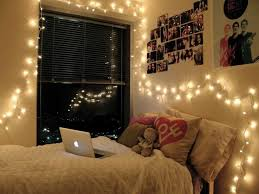 lighting for small spaces. Fairy Lights Bedroom Decoration For Small Spaces Lighting