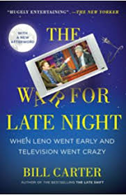 the war for late night when leno went early and television went crazy