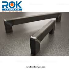 industrial furniture hardware. Distressed Industrial Style 6-5/16 Inch Center To Flat Black , Cabinet Furniture Hardware R