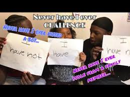 NEVER HAVE I EVER w/ Two Older BROTHERS!!   Justice Tanisha - YouTube