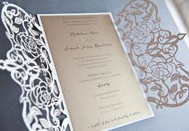 laser cut wedding stationery vintage luxury wedding invitations cards hummingbird card company