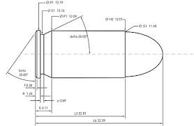 Handgun Stopping Power Chart 45 Acp Wikipedia