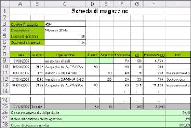 Inventario Excel Scarica Modello Inventario Excel