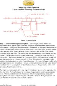 Design Of Septic Tank For 200 Users Designing Septic Systems Pdf Free Download