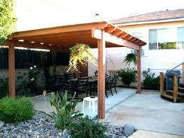 free standing patio covers. Diy Patio Cover Easy Ideas Free Standing Kits Free Standing Patio Covers