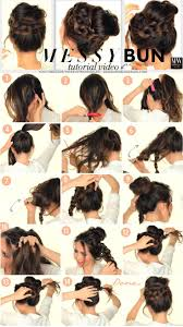 5 Minute Hairstyles For Girls 25 Best Ideas About Second Day Hairstyles On Pinterest Summer