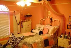 Orange Bedrooms Pink And Orange Bedrooms For Teenagers Fun Orange Bedrooms For