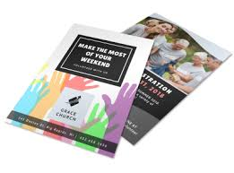 Volunteer Flyers Samples Church Weekend Volunteer Opportunities Flyer Template