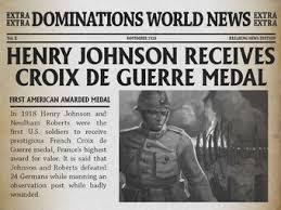 Henry Johnson WWI Event | DomiNations! Wiki | Fandom