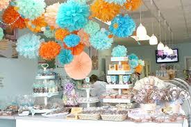 elegant tissue paper pom poms party wedding decoration multicolor