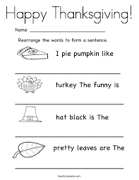 Small Picture Thanksgiving Coloring Pages Twisty Noodle