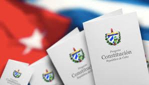 Image result for discusison proyecto de constitucion cubana