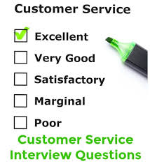 Behavioural Based Interviewing Customer Service Interview Question And Answer Guide