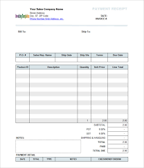 Examples Of Receipt Of Payment 41 Payment Receipt Templates Doc Pdf Free Premium