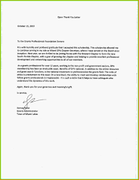 how to write a thank you letter for a scholarship letter for scholarship grant thank you letter wtpswz3c