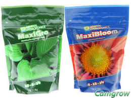 Details About Ghe Maxi Series Maxigro Maxibloom 1kg 100 Water Soluble Hydroponics
