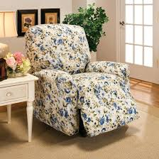 recliner chair slipcovers beautiful recliner slipcovers with side table and area rug also wood flooring with