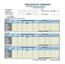 Excel 15 Minute Schedule Template Employee Excel Template Job Timesheet Multiple Schedule Updrill Co