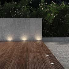 Led Einbaustrahler Au En Produktergleiche Neu Beleuchtung Terrasse Garten Einbauleuchten Stufen Reppen