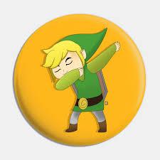 Dabbing Toon Link V2 Legend Of Zelda Wind Waker
