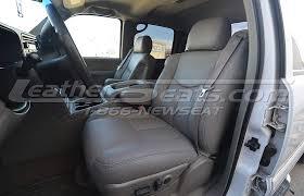 chevrolet silverado leather interiors