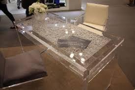 Image Acrylic Work Acrylic Office Desk Amazoncom Acrylic Office Desk New Furniture