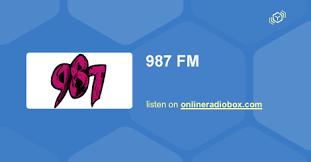 987 Fm Playlist
