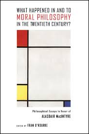 what happened in and to moral philosophy in the twentieth century  p03062