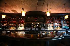 restaurant bar lighting. bar interior lighting design of the gage restaurant chicago