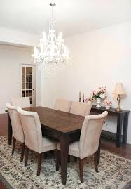 remarkable dining room table chandeliers farmhouse how to nest for less chandelier over pendant lighting roo