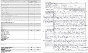 13 Patient Medical Chart Patient Chart Examples