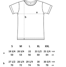 Clothing Size Charts Lex Records