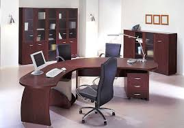sleek modern office furniture makes stylish and cool office atmosphere great wooden desk modern office interior cool office desks