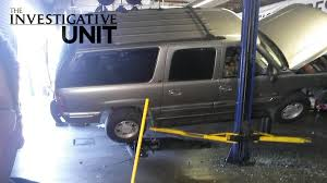 auto cover up leaves family dealing with damages