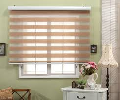 fabric blinds. Exellent Blinds Fashionable Zebra Blinds Roller Shade Day And Night Fabric To E