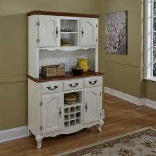 white kitchen hutch cabinet photo full