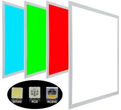 Rgbw Panel Light Rgbw Led Panel Light Hi Q Light Led Strip Light Rgb Led