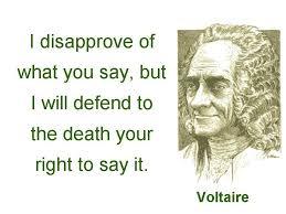 freedom of speach
