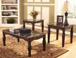 Table Set Living Room 3 Piece Table Ashley Maysville 3 Piece Coffee Table Set