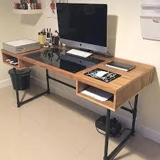small desk with wheels full size of desk furniture black computer desk on wheels little desk